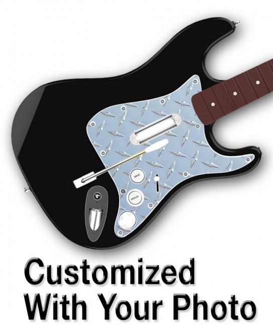 Custom Guitar Skins