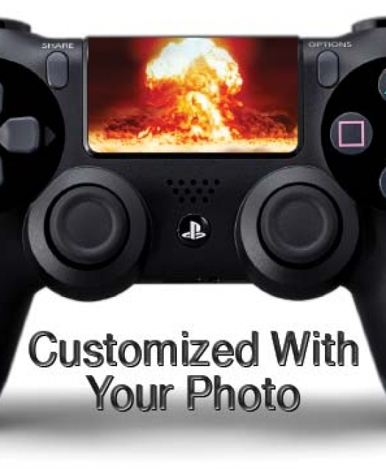 Custom TOUCH PAD DECALS