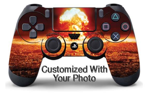 Custom Controller Skin Plus Flamingtoast Custom