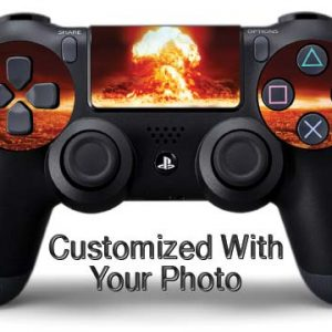 Custom TOUCH PAD DECALS – FlamingToast – Custom DualShock 4 Light