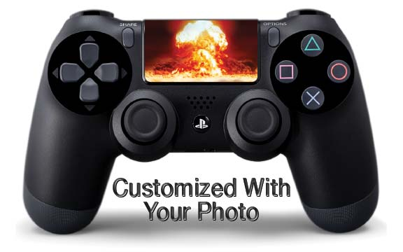 Custom Touchpad Decal
