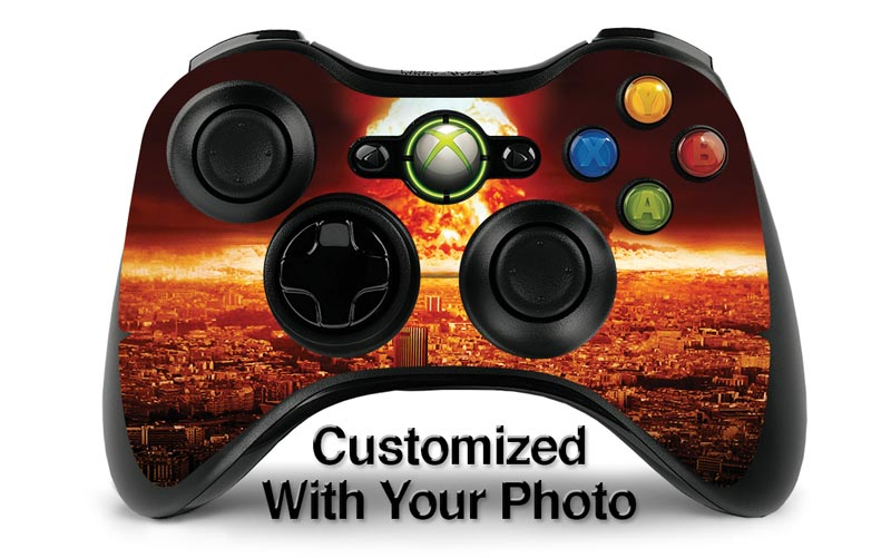 Custom Stickers For Xbox Controller