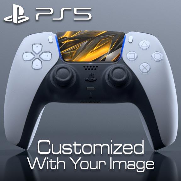 Custom DualSense Controller Skin – Touchpad