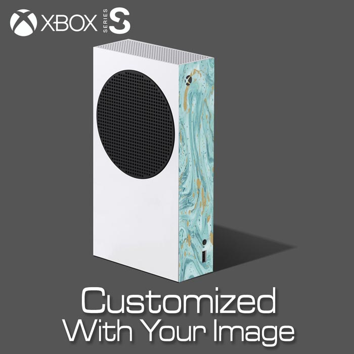 Xbox Series S Console Skin – Front