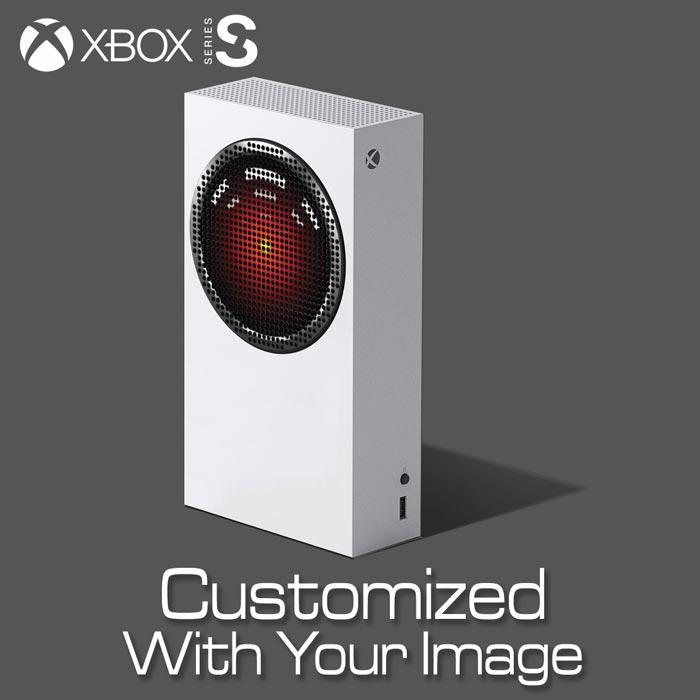 Xbox Series S Console Skin – Top Fan Grill