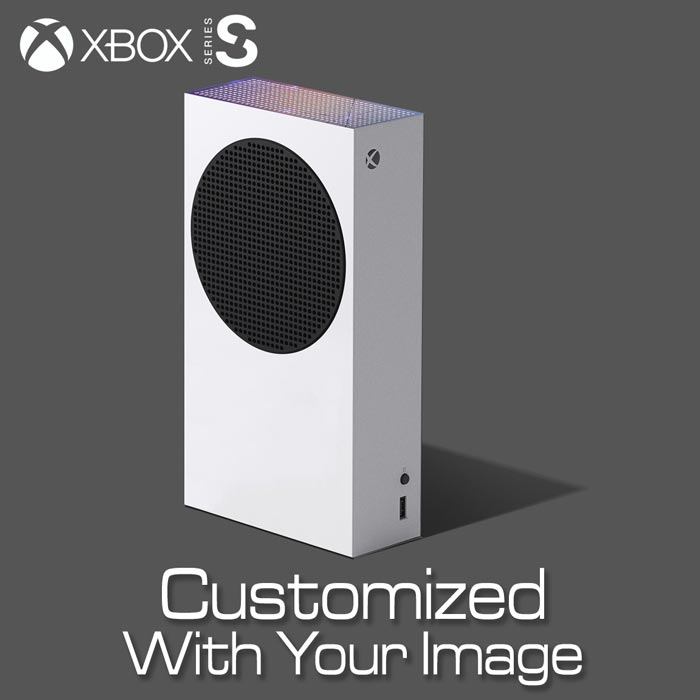 Xbox Series S Console Skin – Right